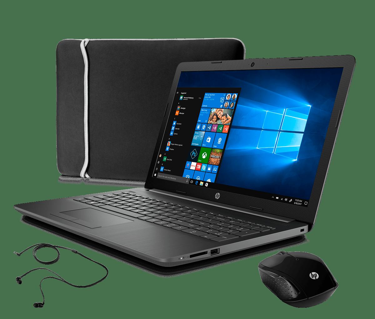 Portátil HP 15-db0026la