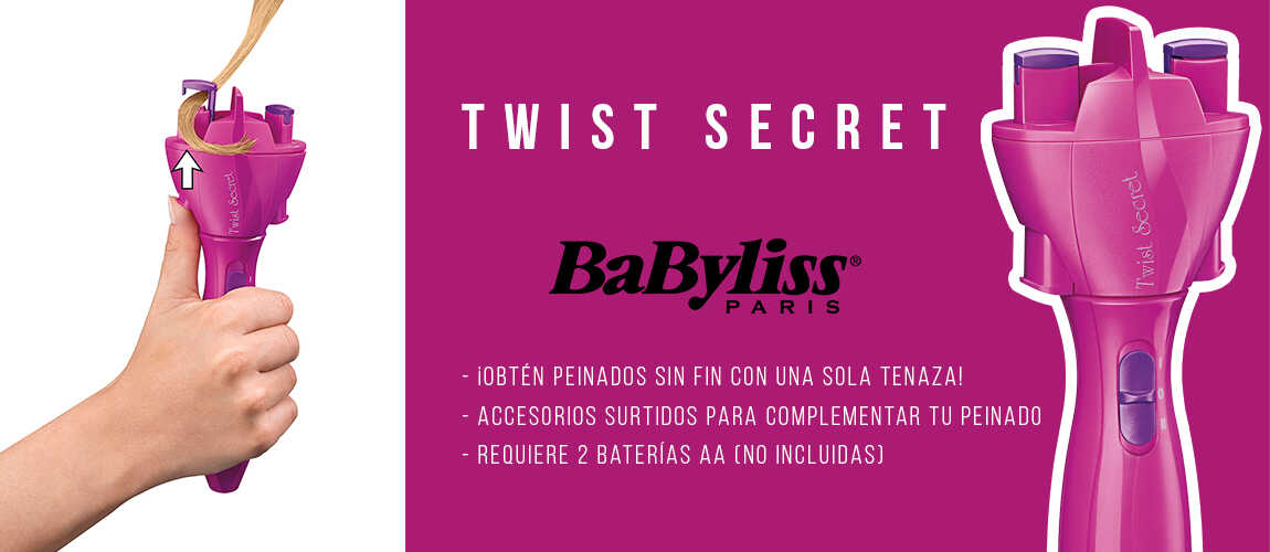 Twist Secret de Babyliss